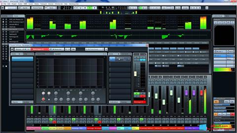 Captura de pantalla Cubase para Windows 8